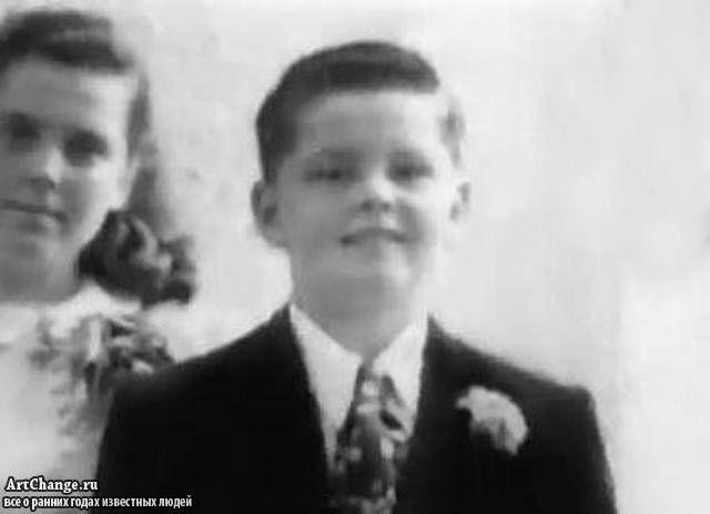 Джек Николсон - биография ранних лет, детские фото (Jack Nicholson) | Вспомним былое