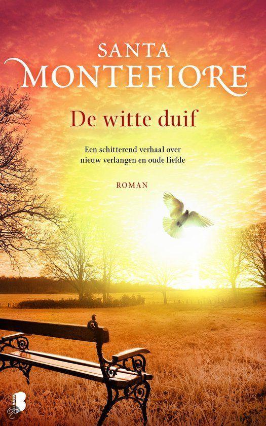 Titel: De witte duif, Auteur: Santa Montefiore - Erica Feberwee, Onderwerp: Roman, platteland