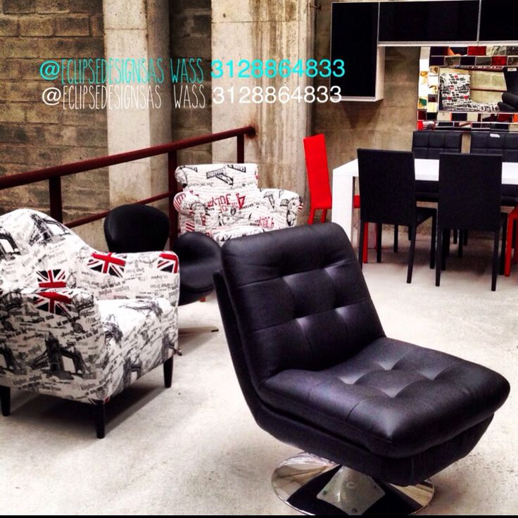 Vintage silla cuero wass 57 3128864833