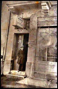 Mersin-Mersin Palace Otel-1940?lar