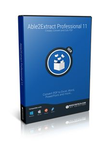Able2Extract Professional 11 - From annotating PDFs to redacting sensitive information, you can do a lot more with your PDFs than before. Download the trial version, risk-free at Investintech.com