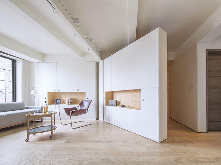141 migliori immagini micro apartments su pinterest for Piccoli appartamenti design