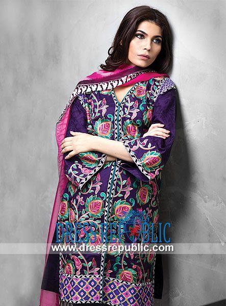 Sana Safinaz Designer Lawn Suits UK at Wholesale Prices ...