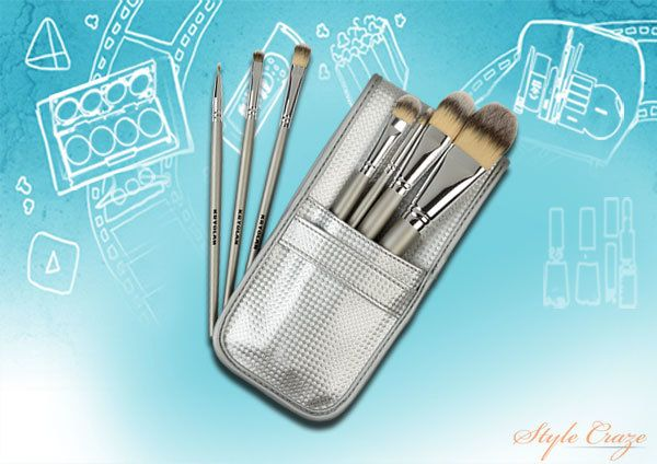 Makeup Kit Brands in India - Kryolan Makeup Brush Kit