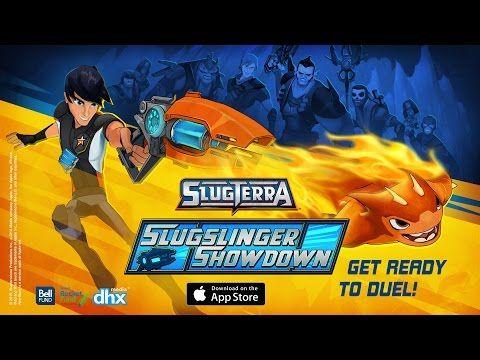 Slugterra: Slugslinger Showdown         |          Juegos BajoTerra Slugterra Online