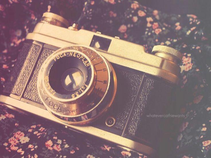красивые фотоаппараты с ретро стилем тесто