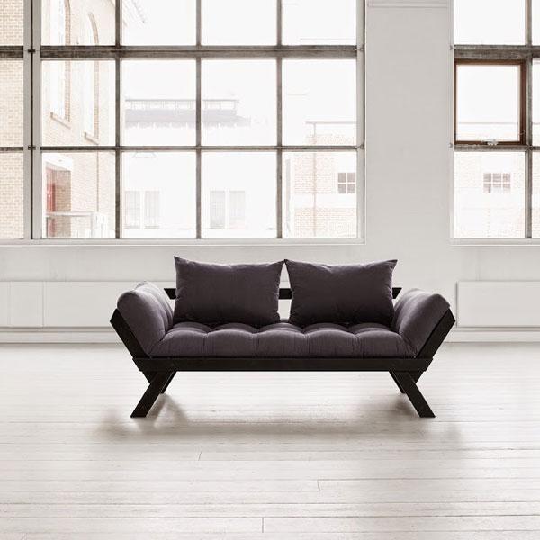 Div n cama bebop gris oscuro deco pinterest divan for Divan mohasebat 94