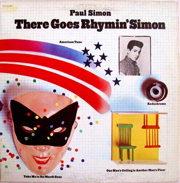 Paul Simon - There Goes Rhymin' Simon at Discogs
