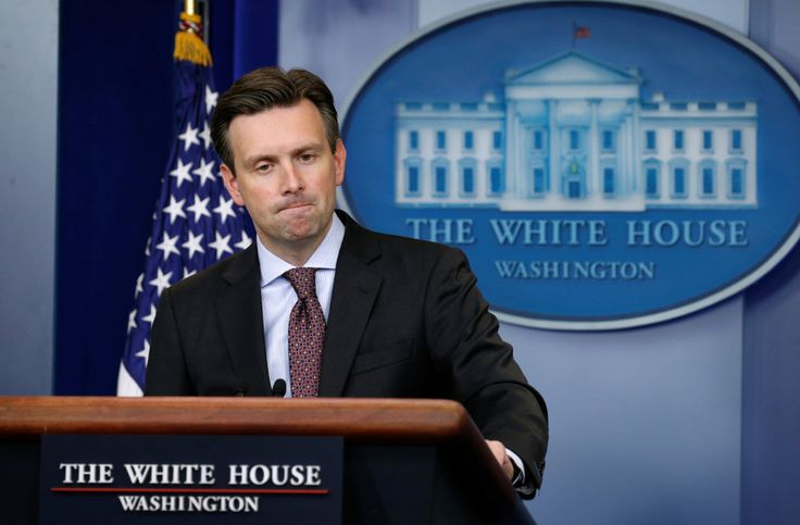 Former White House Press Secretary Josh Earnest commented on Trump's wiretapping claim during an interview on ABC News.