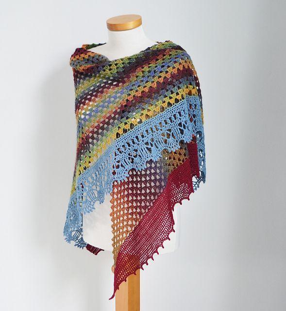 Ravelry: Zahra pattern by Bernadette Ambergen