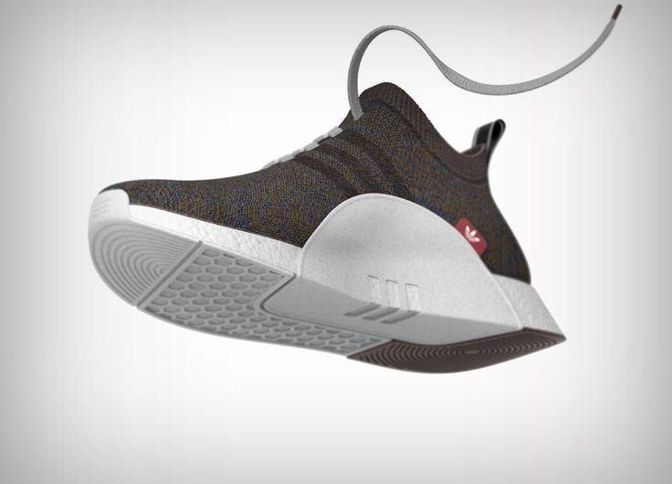Looks like a shoe, fits like a sock! | Yanko Design