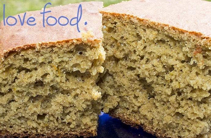 Orange Cardamom Bread Recipe — Dishmaps