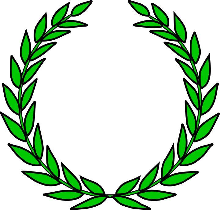 education laurel wreath