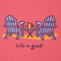 Summer Chairs @ http://www.lifeisgood.com/shop/women/womens-shirts-life-is-good-tees/womens-tops,default,sc.html