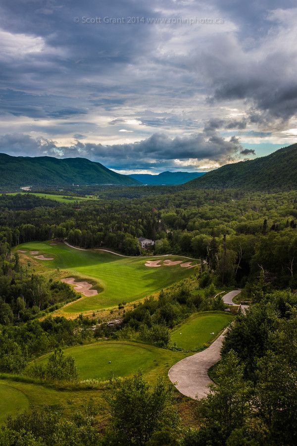Hole Number Ten at Humber Valley Resort by Scott Grant on 500px