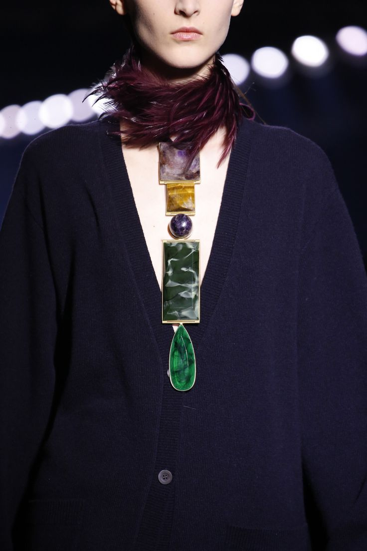 Dries Van Noten Fall 2016 Ready-to-Wear Accessories Photos - Vogue