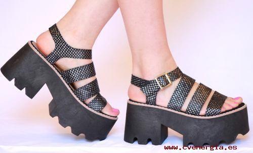 Sandalias Zapatos Plataforma Alta Mujer Verano 2017 Beige Zapatos Mujer 8DKPzoYy