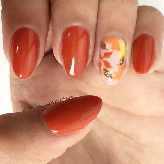 Herbst Nail Art Designs 2019 | Gel Nail Designs 2019 – STYLEATEAZE.COM – Köröm minták