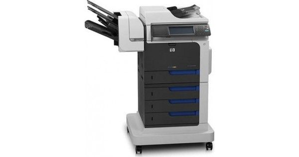 Copiator Profesional HP Color LaserJet CM4540fskm MFP - PRODUS NOUTehnologie: Laser Color A4Functii: Scanare/Imprimare/CopiereDuplex: Automat ADF: 50 coliViteza de imprimare alb-negru/color: 40ppmViteza copiere alb-negru/color: 40cpmRezolutie printare: 600 x 600 dpiRezolutie copiere: 600 x 600