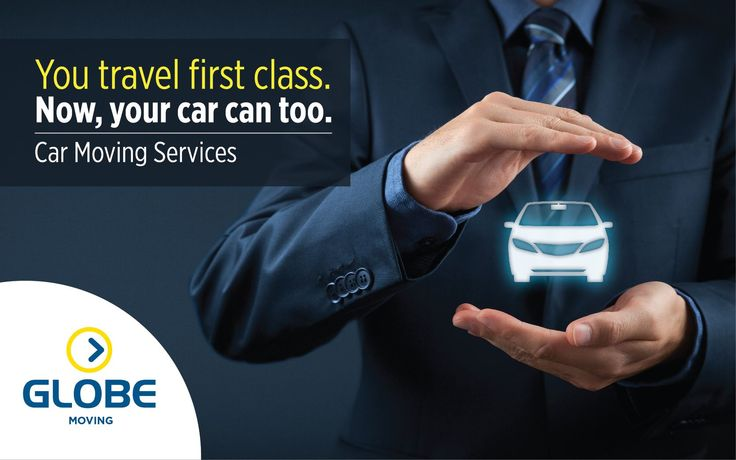 Globe Moving's Car Moving Service ensures your vehicle is always safely transported to its destination. #GlobeMoving