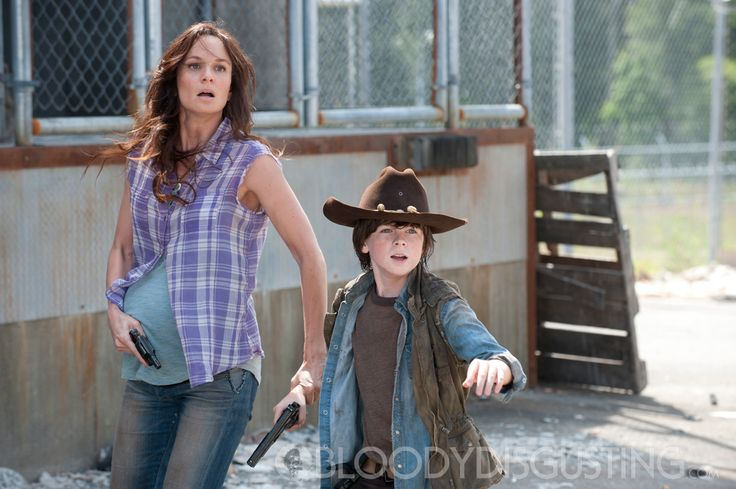 #TheWalkingDead Killer Within - Season 3, Episode 4 Air date November 4, 2012