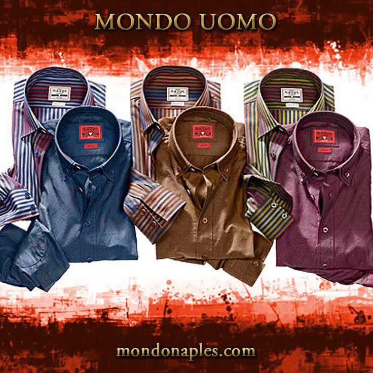 Haupt Shirts Designer Clothing