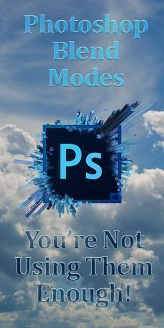 Chances are, you think that Photoshop blend modes are for blending images to create double exposure effects or to add a texture to your photos. After all, that is what the name seems to imply…