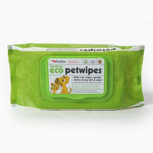 Eco Bamboo Pet Wipes