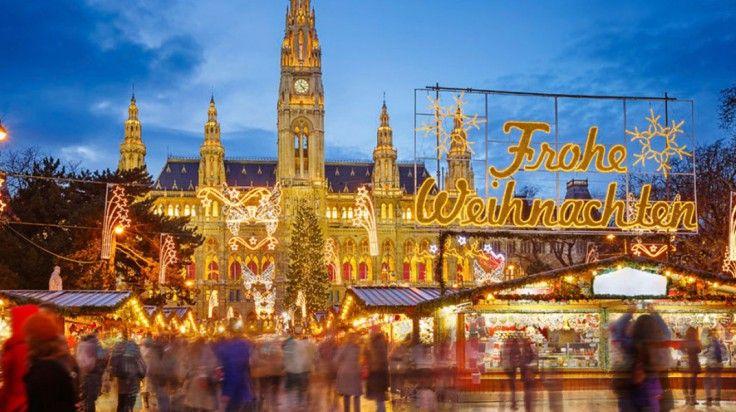¿Dónde viajo en Navidad?