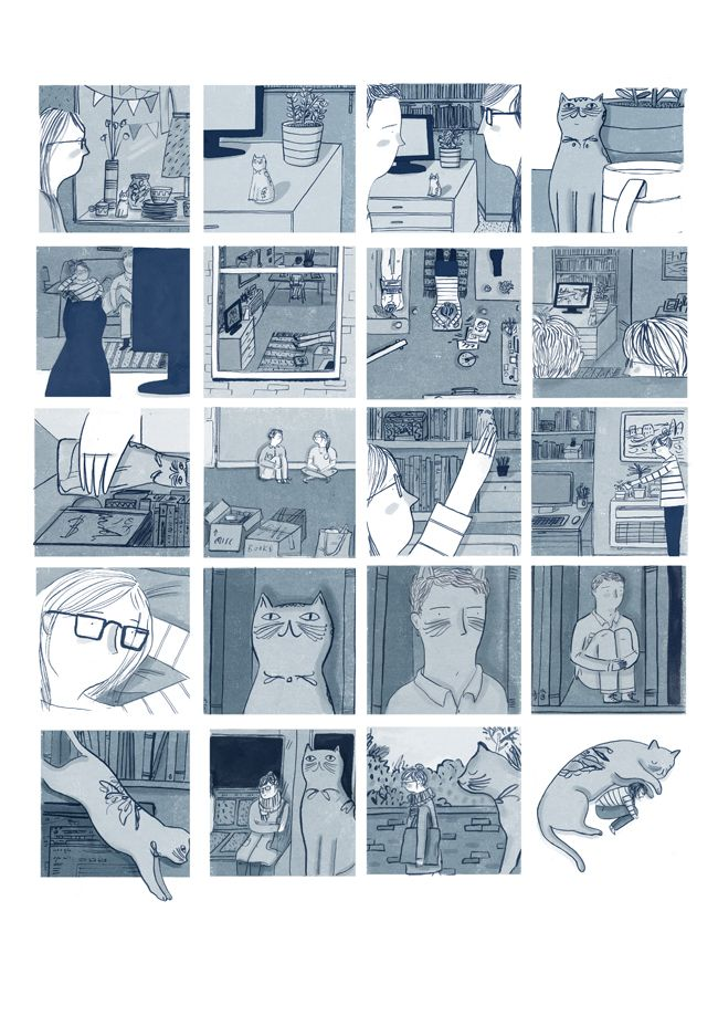Object Stories - About Today - Illustration by Lizzy Stewart