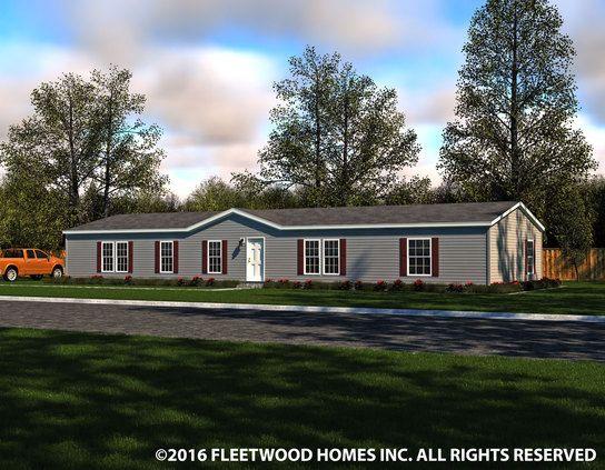 Sandalwood XL 28764W|Fleetwood Homes