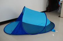 [Outdoor Sports] Factory direct selling easy set up Pop up beach tent sun shade beach shelter