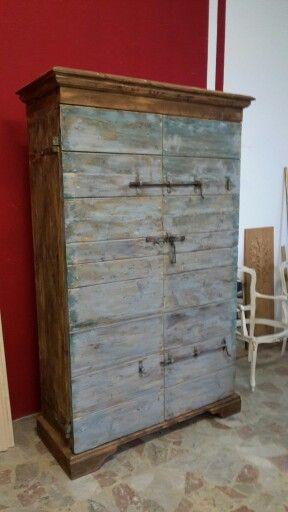 Armadio dispensa : rivivono antiche porte
