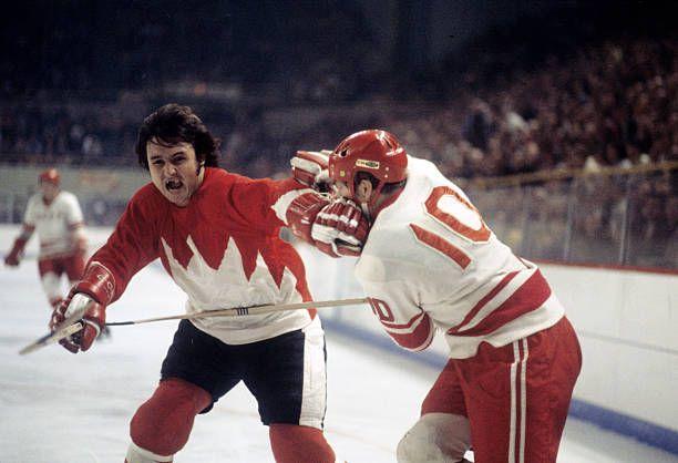 Brad Park & Alexander Maltsev - '72