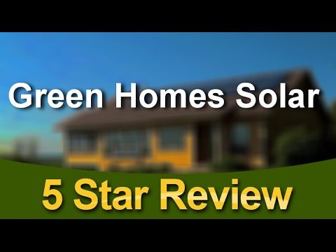 Solar Power Company San Diego | Green Homes Solar | Sunpower California