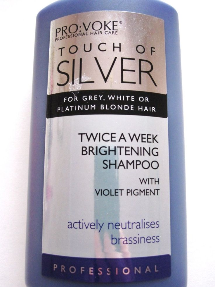 Find Touch of Silver for Blonde and Gray Hair in Canada at www.farleyco.ca/Provoke-Touch-of-Silver/Products.html