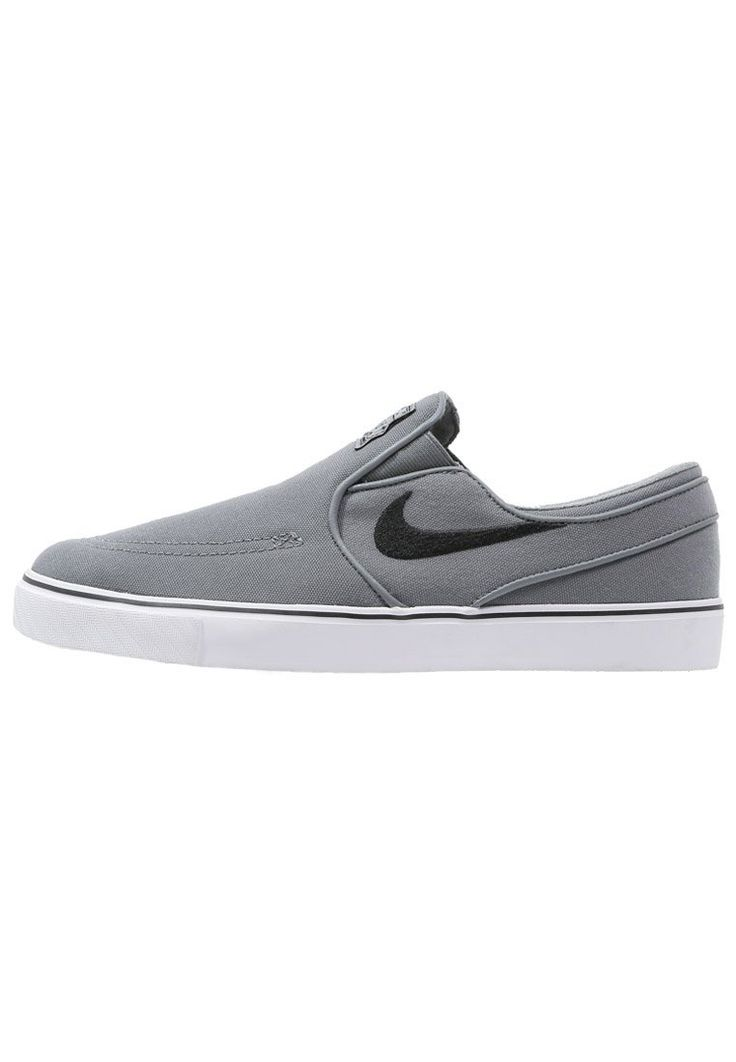 Nike SB ZOOM STEFAN JANOSKI Tenisówki slip on cool grey/black/white