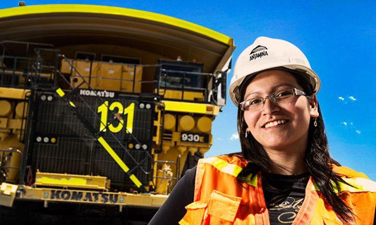 Antamina elegida como la empresa más atractiva del sector minero