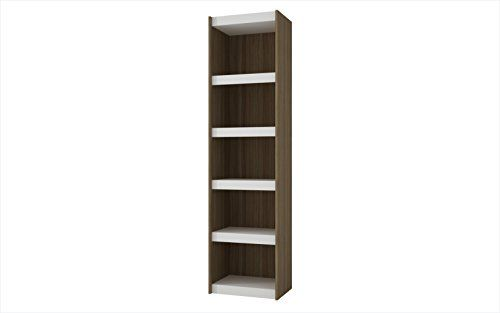 Mendocino 2.0 Evergreen Valuable Bookcase