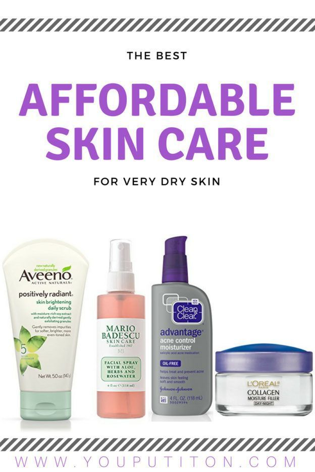Affordable Skin Care Routine For Very Dry Skin You Put It On Howtotreatoilyskin Skincareroutinefor Affordable Skin Care Dry Skin Care Dry Skin Care Routine