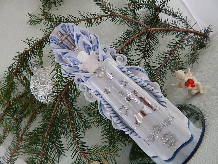 Weihnachtsgeschenk -  Weihnachtsgeschenke -  Weihnachtkerzen -  Weihnachtskerze -  Unikat von LenzKerzen auf Etsy