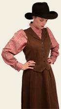 Ladies Old West Costume