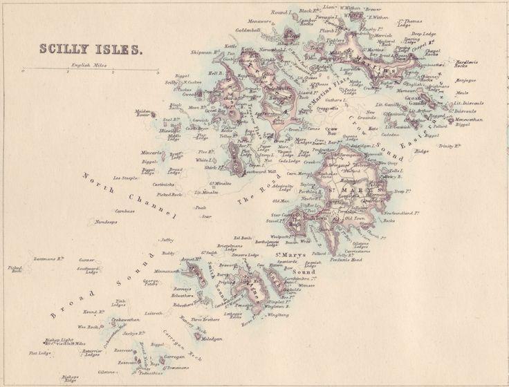 Scilly eilanden