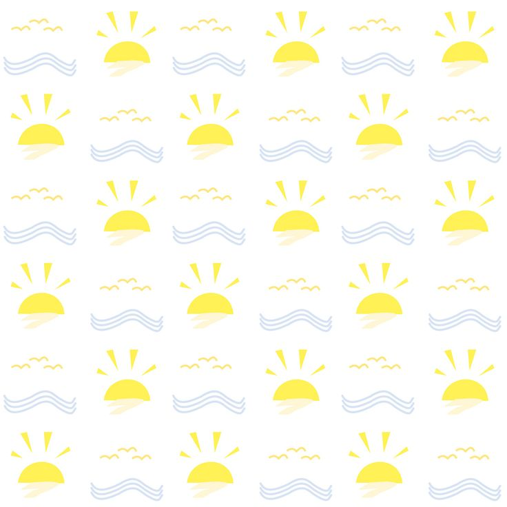 FREE printable summer pattern paper