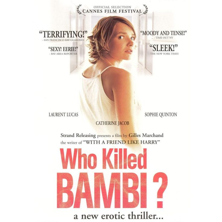 Who Killed Bambi? (dvd_video)