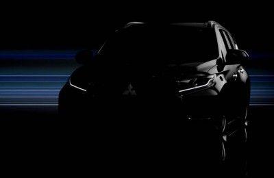 Ini Dia Penampakan Siluet All-New Mitsubishi Pajero Sport ~ Info Otomotif