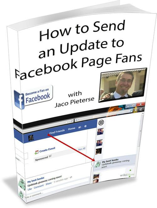 How to Send an Update to Facebook Page Fans