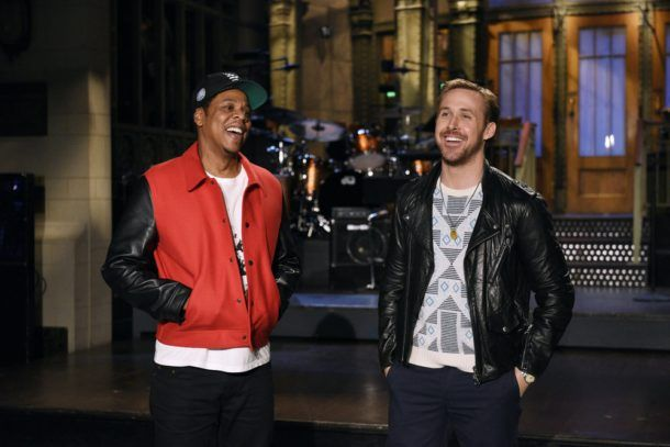 Watch the season premiere of 'Saturday Night Live' tonight on NBC with host Ryan Gosling and musical guest JAY-Z. I know I can't wait to see Chris Redd from 'Popstar: Never Stop Never Stopping.' #SNL promo: http://lenalamoray.com/2017/09/30/snl-returns-tonight-with-host-ryan-gosling-and-musical-guest-jay-z/