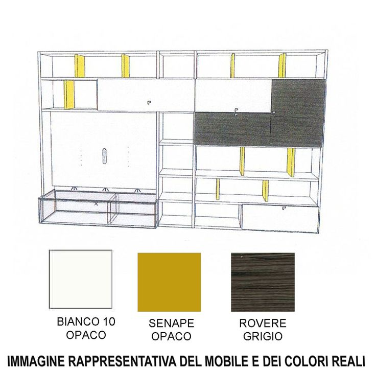 TV bench storage