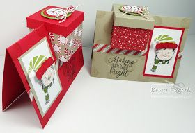 Is it a card or a gift box or a gift card box? Not the typical gift card, but a gift with a card. Reminds me of something Dr. Seuss would...